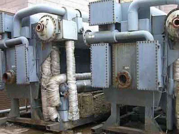 蒸汽溴化锂机组