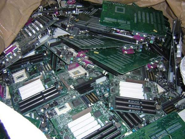 废旧电子电器回收